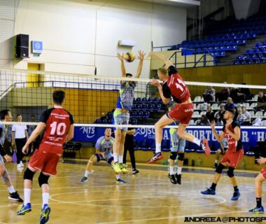 """""""Volleyball is not rocket science. We are!"""" (603393-EPP-1- 2018-1-RO-SPO-SSCP)"""
