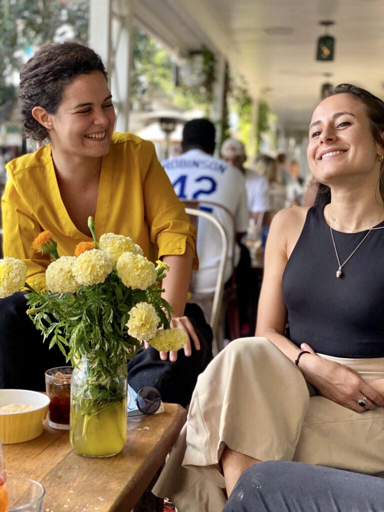 Mariapaola Testa ed Elisa Piscitelli, under 30 più influenti d'Italia per Forbes,  all' intervista per Giosef Italy