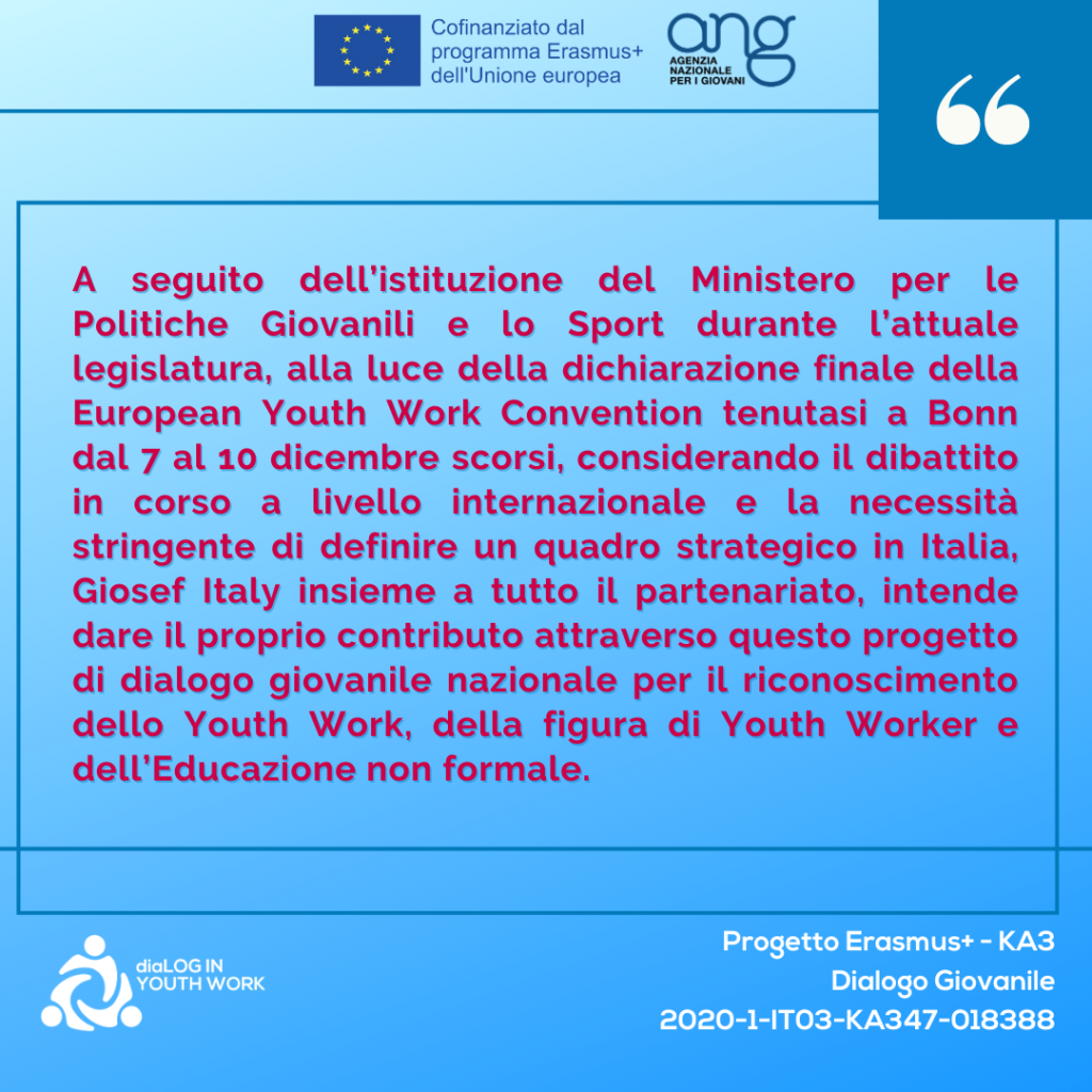 dialog in youth work giosef italy 3
