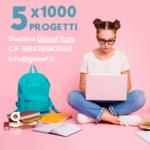 5xmille progetti noprofit giosef italy 2021